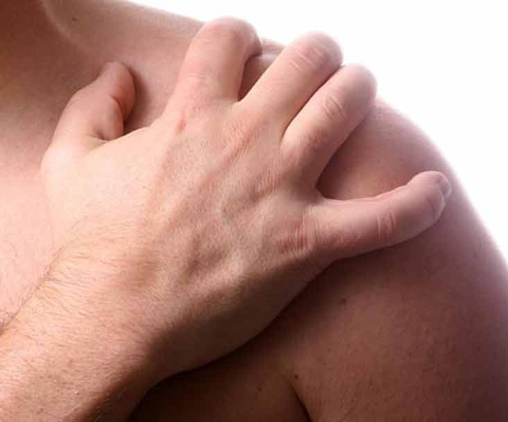 Tendinosis del supraespinoso: causas y síntomas